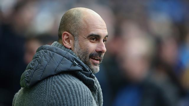 Guardiola hails Foden's 'incredible' double against Newport