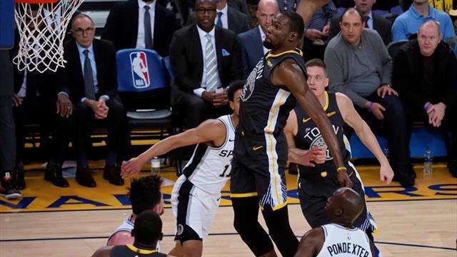 Remontadas de Warriors y Mavericks; Sixers se exhiben ante Lakers