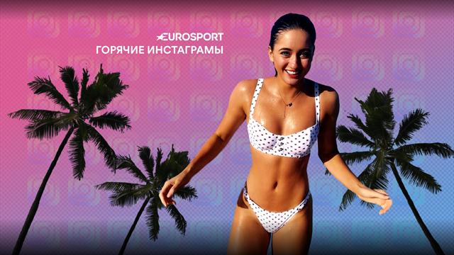 Соболенко на пляже и олимпийская татушка Дубовой. Выбери главную спортсменку недели