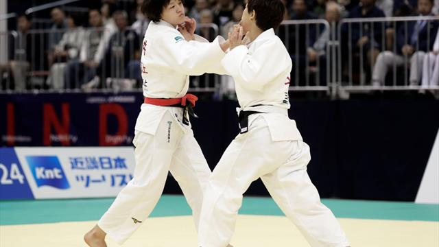 Finaliza el Grand Slam de Judo de París