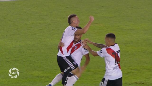 Argentine - River Plate fait tomber le Racing