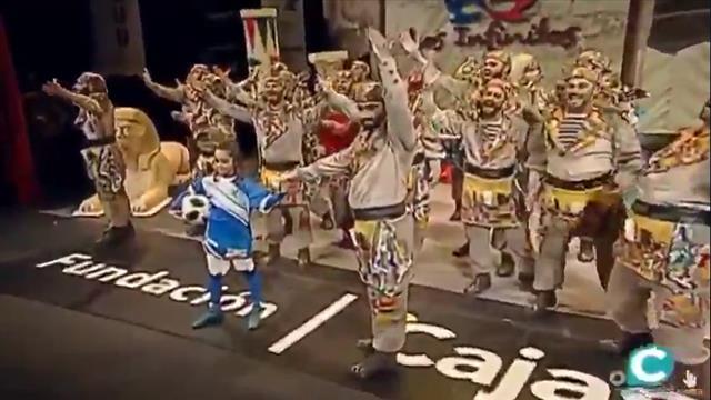 La divertida canción sobre el fútbol femenino que triunfa en el carnaval de Cádiz