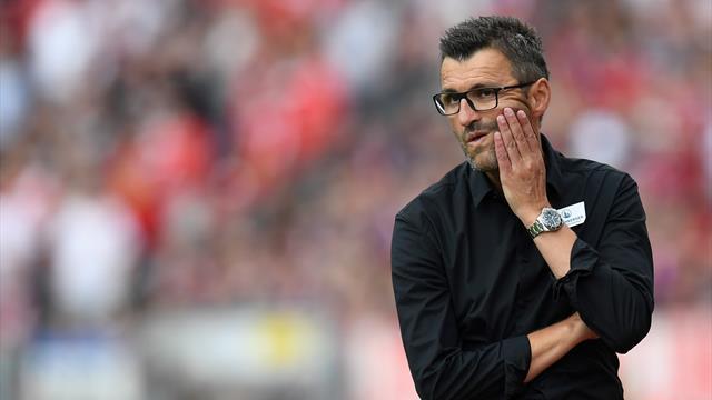 """FCN-Trainer Köllner unter Druck - """"Drähte laufen heiß"""""""