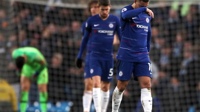 Azpilicueta: I can't find words to describe Etihad embarrassment