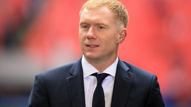Oldham set to announce Paul Scholes as their new manager
