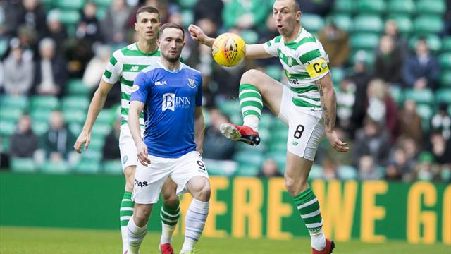 Goalscoring fillip for Scott Brown as he banishes 'Sebo' tag