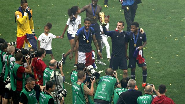 Vive la France – World Cup winners dominate the Champions League