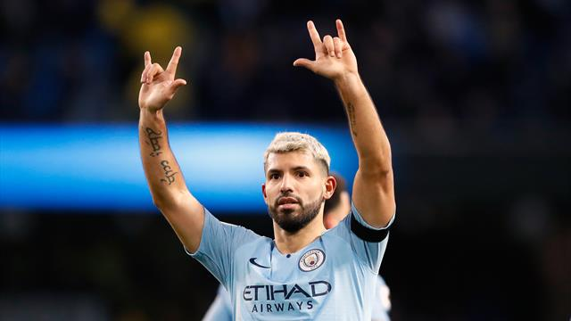 Team success trumps individual glory for prolific Aguero