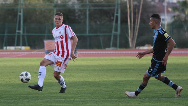 Eliteserie-klubb hentet russisk forsvarsspiller