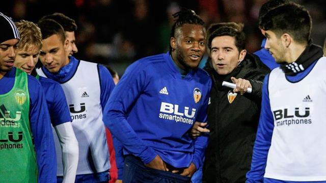 El Valencia ante su quinta Liga Europa, en la que solo cayó ante españoles