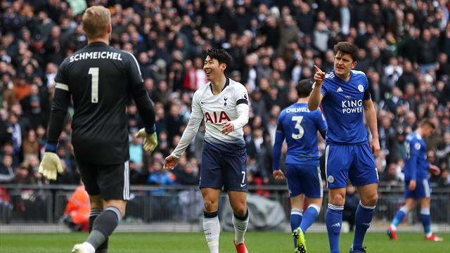 Pochettino slams referee over 'unbelievable' Son booking