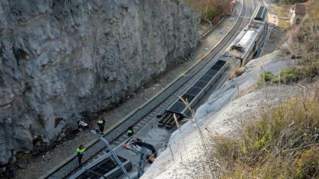 La RFEF da su pésame por la muerte de la maquinista del tren de Castellgalí