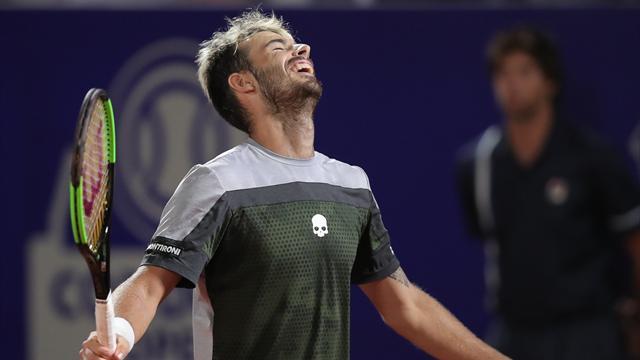 El cuento con final feliz de Juan Ignacio Lóndero, de la casi retirada a ganar su primer título