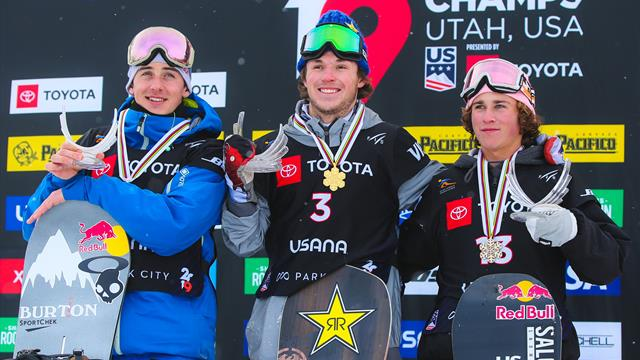 Corning claims slopestyle title without contesting final