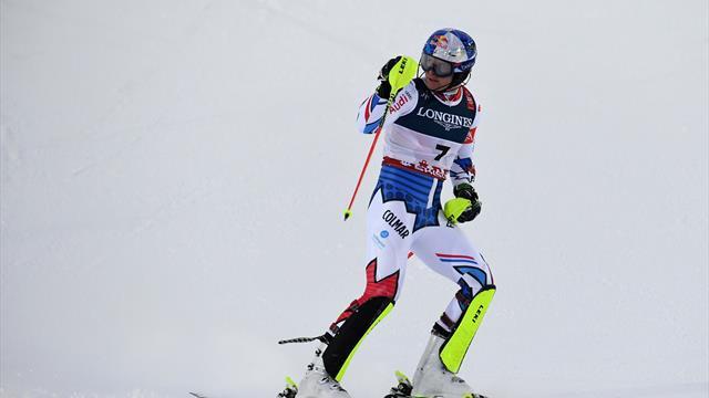 Riccardo Tonetti 4° in combinata nel giorno di Pinturault, sul podio Hadalin e Schwarz