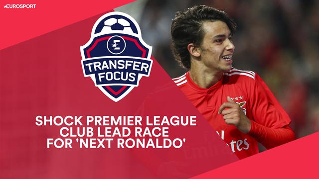 Transfer Focus: Shock Premier League club lead race for 'next Ronaldo'