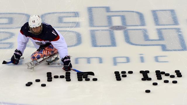Doping: Para-Eishockeyspieler Carron für 18 Monate gesperrt