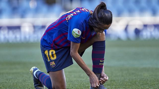Andressa, Sheila y la imagen que debe evitar el fútbol femenino español
