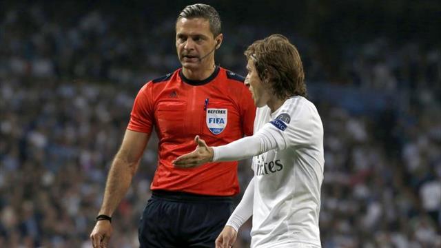 Skomina reemplaza en el Ajax-Real Madrid a Marciniak, que será el VAR