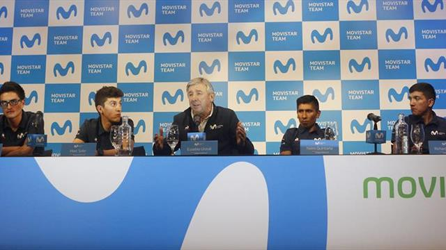 Froome, Quintana y otras estrellas del ciclismo se citan en el Tour Colombia