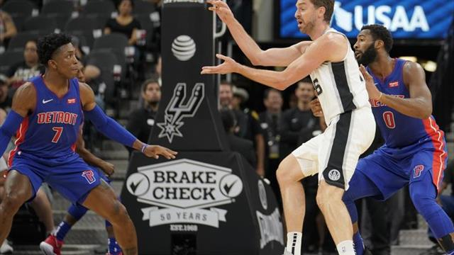 121-112. Drummond aparta doble-doble y Pistons logran cuatro triunfo seguido