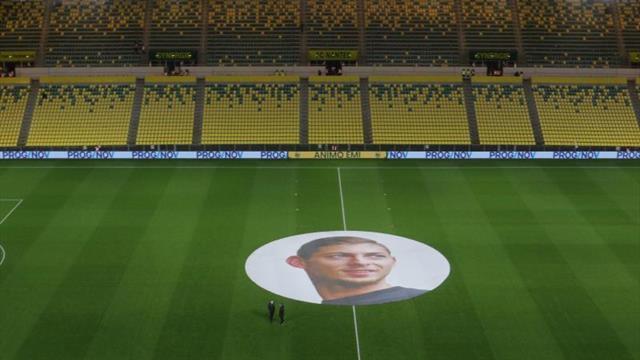 😢⚽ La UEFA decreta un minuto de silencio en los partidos por el fallecimiento de Emiliano Sala