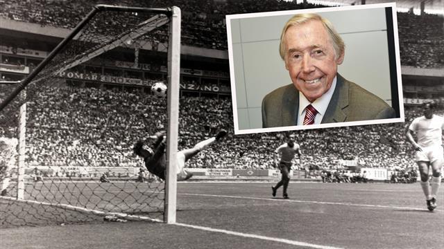 England World Cup winner Gordon Banks dies, aged 81