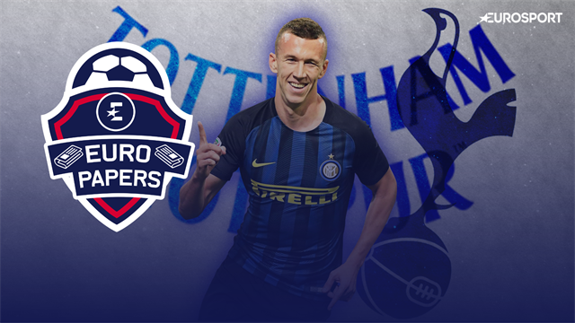 Euro Papers: Tottenham agree shock summer 'marriage' with Ivan Perisic