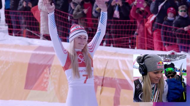 """Lindsey Vonn reagisce con dolcezza agli auguri delle sue colleghe: """"Mi mancheranno tanto"""""""