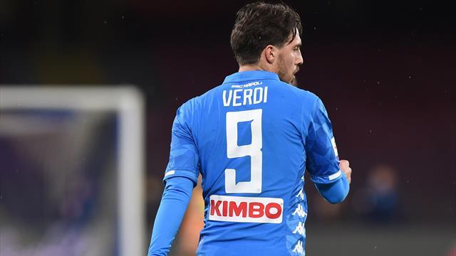 Napoli, Mario Rui e Verdi out: saltano la trasferta di Zurigo