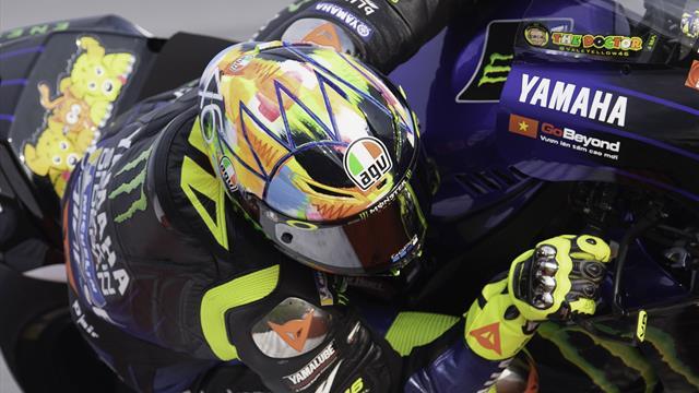 Rossi rinfrancato dai test: la Yamaha cresce ma serve un altro step per lottare con Ducati e Honda