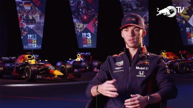 Gasly : ''Je voulais être Schumacher''