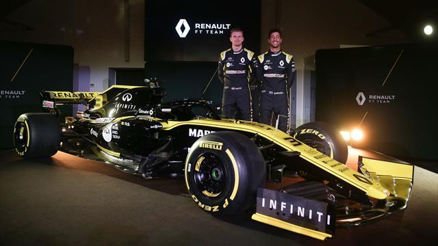 Renault presenta la nuova RS19: obiettivo podio con Daniel Ricciardo