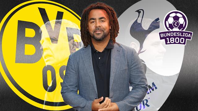 Bundesliga 1800 #90 | BVB-Legende besorgt: So schwer wird's gegen Tottenham