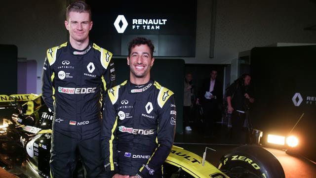 """Renault stellt Auto vor: Das ist Hülkenbergs """"Mission"""""""
