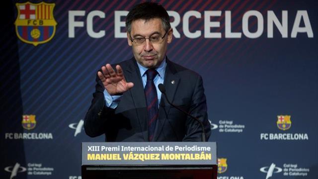 Bartomeu cree que se deberían jugar tres partidos fuera de España por año