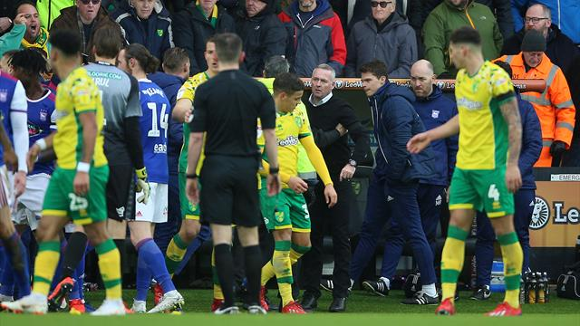 Norwich and Ipswich charged by the FA