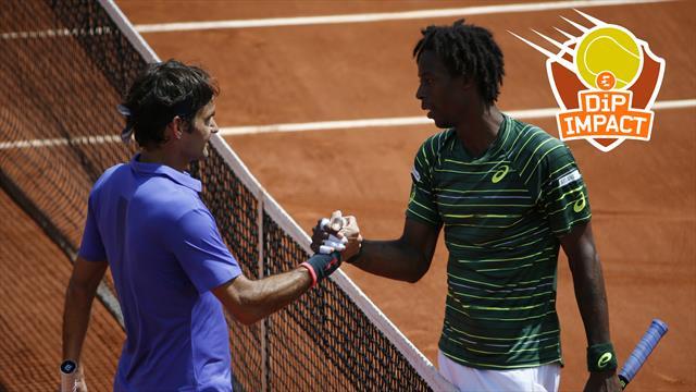 """""""Federer l'a dit : si c'était rangé dans la tête de Monfils, il aurait dix Grands Chelems"""""""