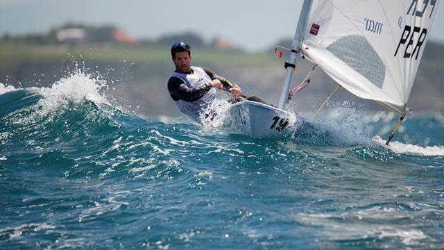 Stefano Peschiera quiere llevar la vela peruana al podio de los Juegos Olímpicos