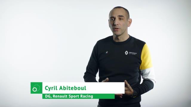 """Renault - Abiteboul : """"2019, l'année de la maturité"""""""