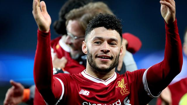 Oxlade-Chamberlain closing in on Liverpool return