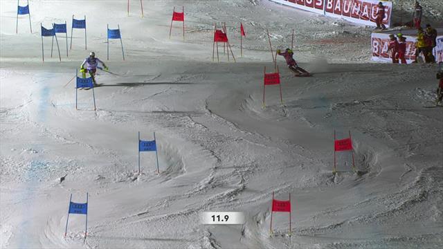 Brilliant Switzerland beat Austria to team gold