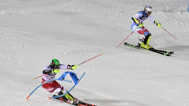 Schweiz schlägt Österreich im Duell um WM-Gold im Team-Wettkampf