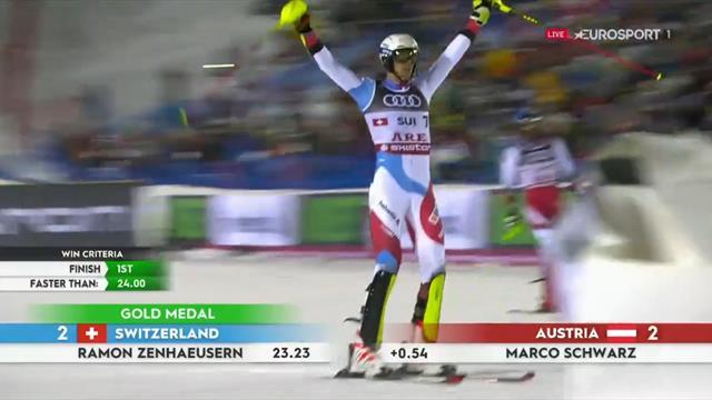 WK Åre | Zwitsers winnen mixed team event