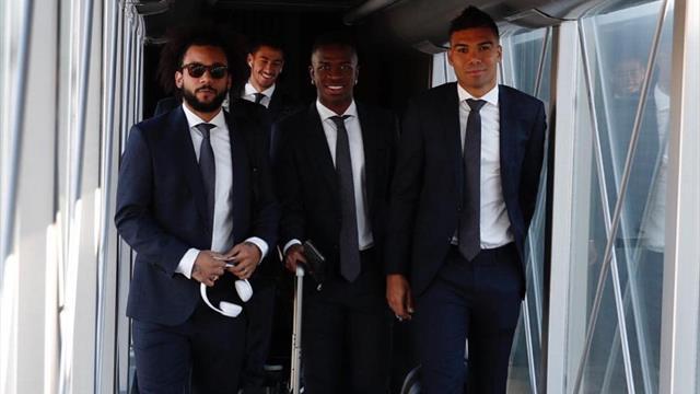 La foto talismán del Real Madrid cambia a Cristiano por Vinicius