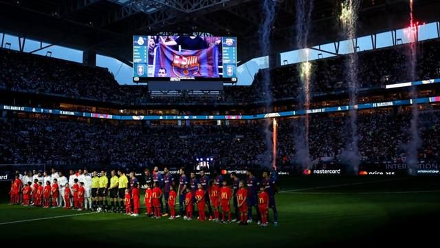 Josep María Bartomeu pide tres partidos de LaLiga fuera de España cada año