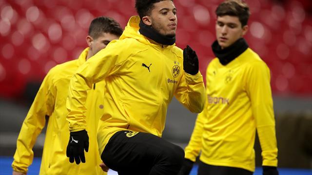 Focus on Borussia Dortmund ahead of Tottenham clash