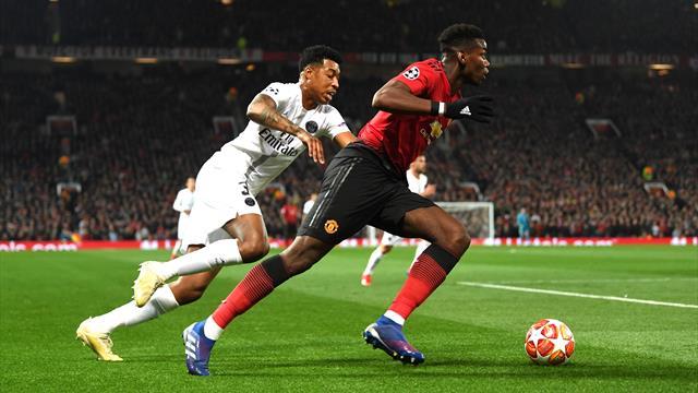 Manchester United - PSG so lief das Spiel im TV, im Livestream und Liveticker