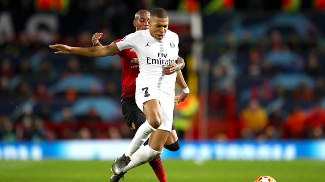 Enough with the scare stories, says PSG's Mbappe
