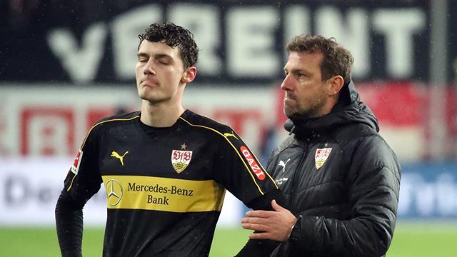 """Berthold exklusiv: """"Der VfB hat nur noch eine Patrone"""""""